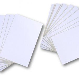 Muovikortti Blanco iso tapahtumakortti